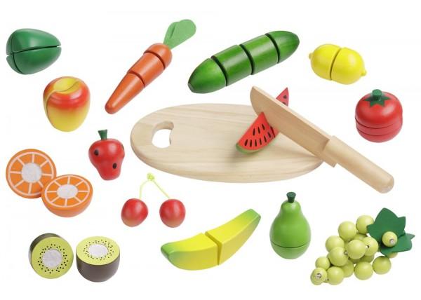 """Schneideset """"Obst und Gemüse"""" 4867"""
