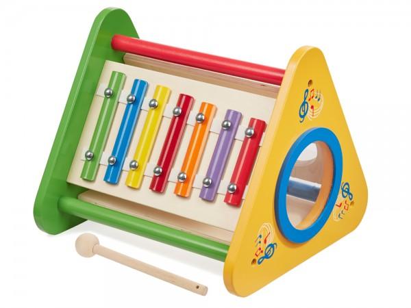 "howa Motorikspielzeug ""Musicbox"" aus Holz"