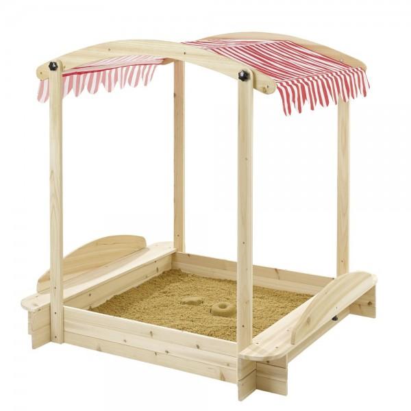 Sandkasten Mit Dach Absenkbar Kinder Metradirektde: Howa Sandkasten Mit Absenkbarem Dach