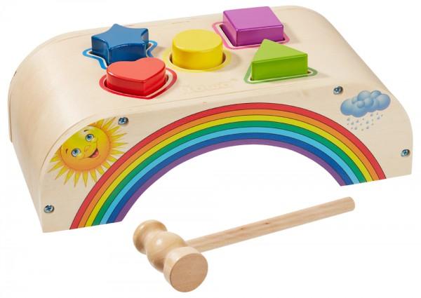 "howa Klopfbank ""Rainbow"""